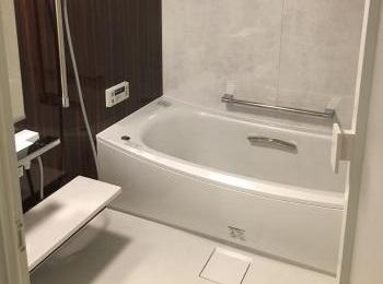 浴室換気暖房乾燥機も付けられ、あったかなお風呂へ