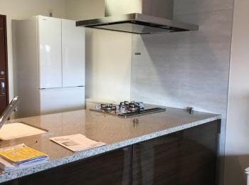 タカラスタンダードのレミューを採用。こだわりを満たし、暮らしを豊かにするキッチン