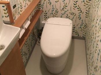 新規の給排水管を立ち上げることが難しい場所でも、手軽に手洗器付きのネオレストを設置できます。