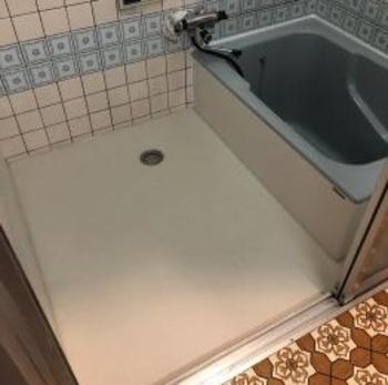 お風呂の浴槽だけの交換もできます!